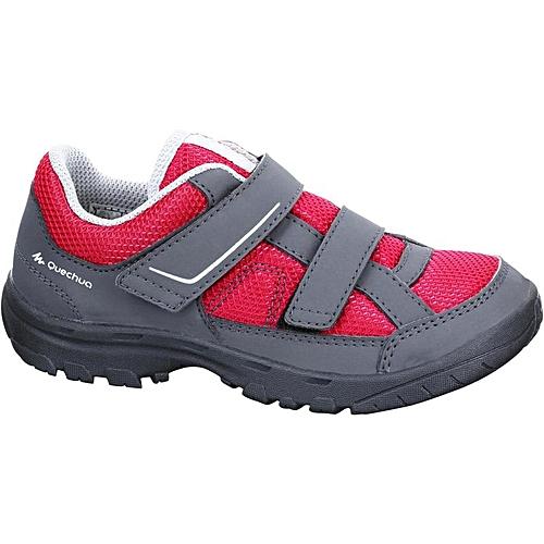Rose Randonnée Enfant Mh100 De Chaussures oeBrdxC