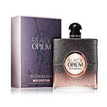 Eau De Parfum Femme - Black Opium - Floral Shock - 90Ml 3add49797ee9