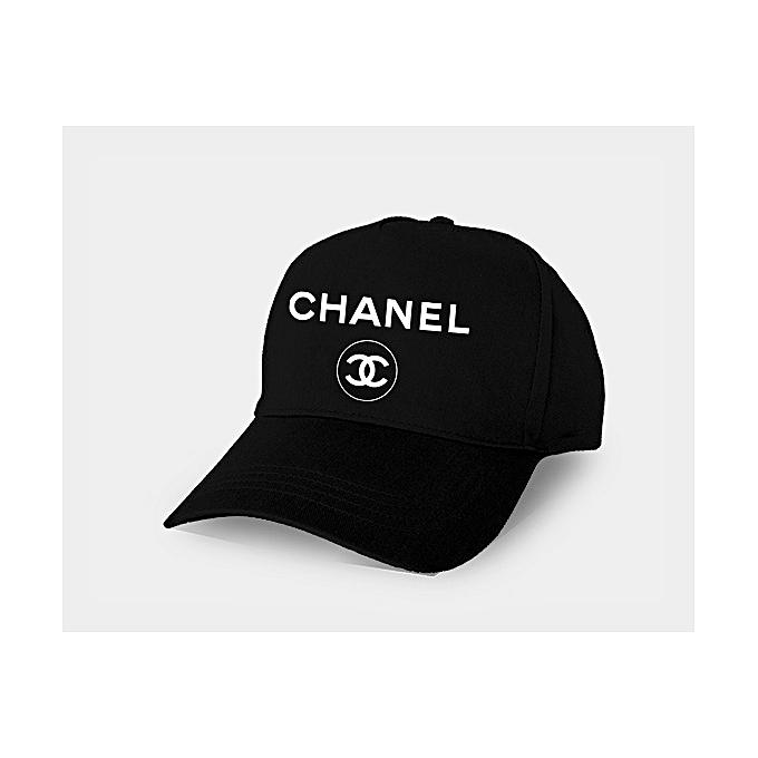 DESIGN Casquette Femme - CHANEL - Noir - Prix pas cher   Jumia DZ 75e982bdc58