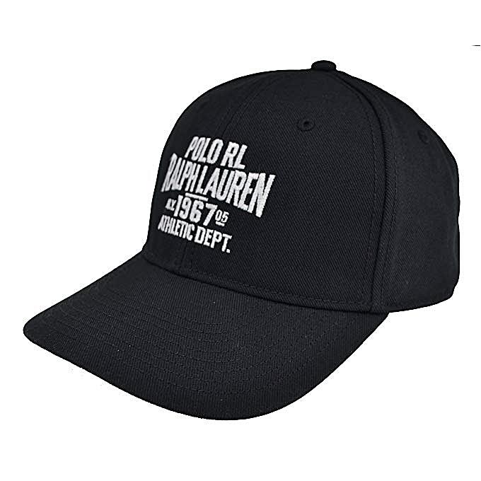 Polo Ralph Lauren Casquette Homme - Noir - Prix pas cher   Jumia DZ d40013460a0