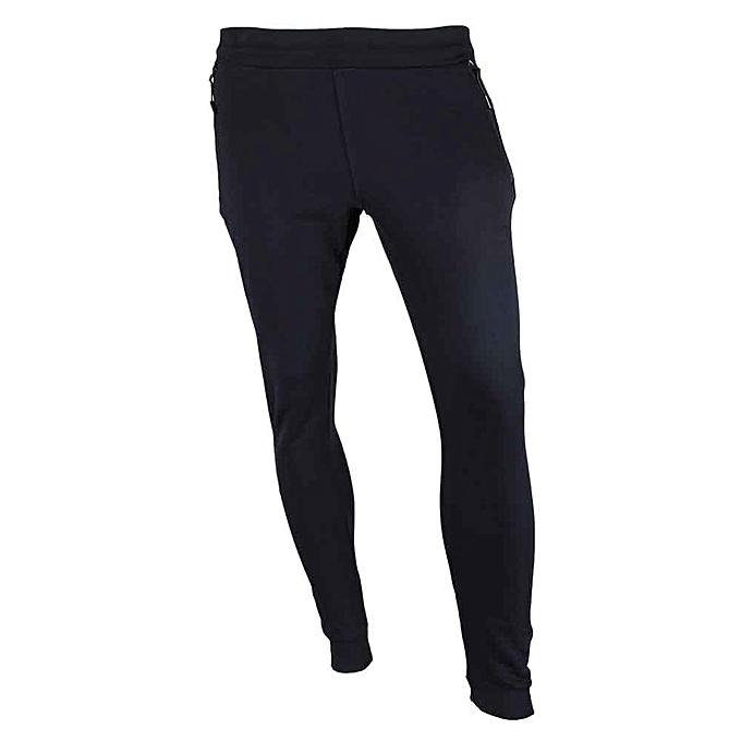 a119528fdec3a Sans Marque Pantalon Jogging Homme - 84611 - Bleu Nuit - Prix pas ...