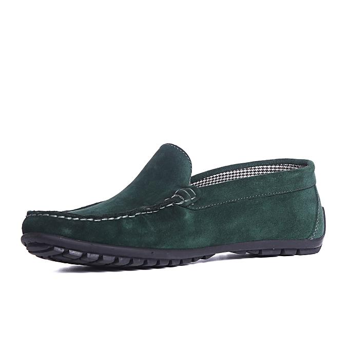 chaussures pour pas cher style classique de 2019 invaincu x Chaussure Homme Souple - Trappeur - Vert