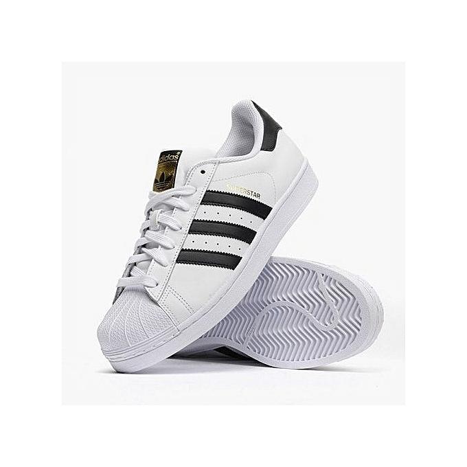 b654559235600 Adidas Baskets Femme - Superstar - Blanc - Prix pas cher   Jumia DZ
