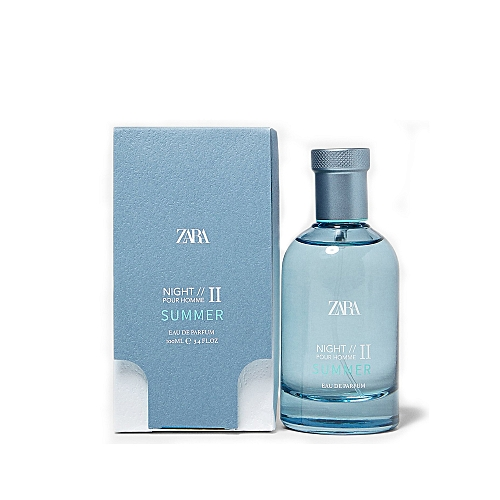 Zara Ml Pour Summer 100 Edp Night Ii Homme xBWCrode