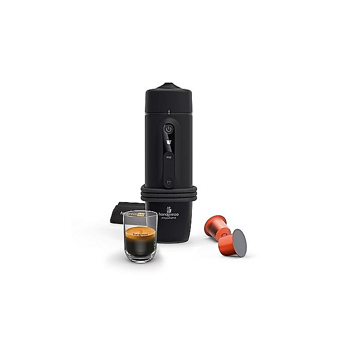 handpresso machine caf capsules pour voiture allume cigare noir prix pas cher jumia dz. Black Bedroom Furniture Sets. Home Design Ideas