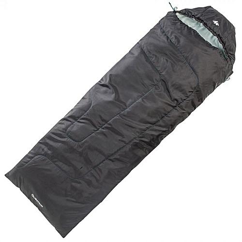 sac de couchage noir
