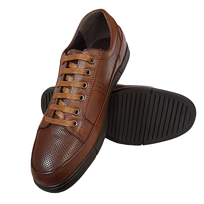 Vente au rabais 2019 original à chaud remise pour vente Chaussure Homme A Lacet - Marron