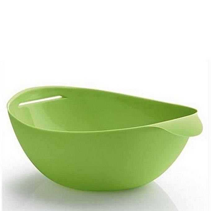 sans marque bol de cuisson en silicone vert prix pas cher jumia dz. Black Bedroom Furniture Sets. Home Design Ideas