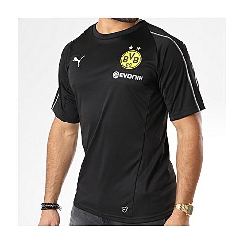 half off 08b26 09daf T-Shirt Homme - BVB Training Jersey – Noir