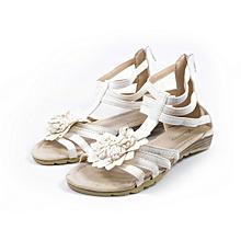 4a9a965ea9c48 Sandales plates   nu pieds - Achat en ligne   Jumia Algérie