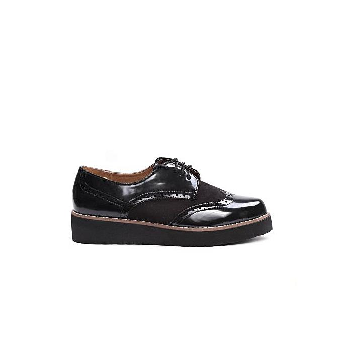 Femme Derbie Chaussures Chaussures Chaussures Noir Femme Derbie Derbie Femme Noir Derbie Noir Femme Chaussures MqSUpVz
