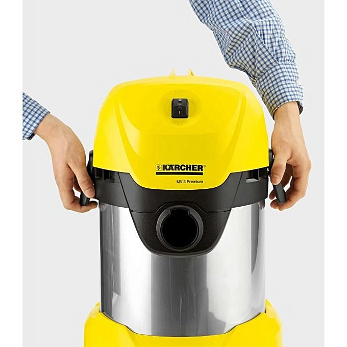 karcher aspirateur souffleur wd3 multifonction premium. Black Bedroom Furniture Sets. Home Design Ideas