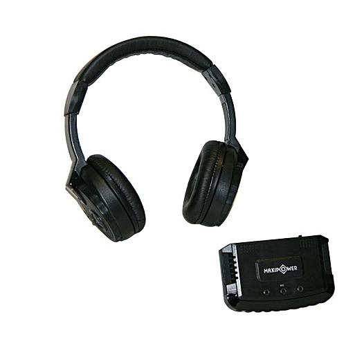 Maxipower Casque Microphone Sans Fil Mfmwh 9000 Noir Prix Pas