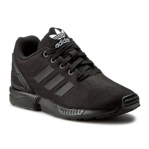 Basket Enfant - Zx Flux C - Noir. Adidas