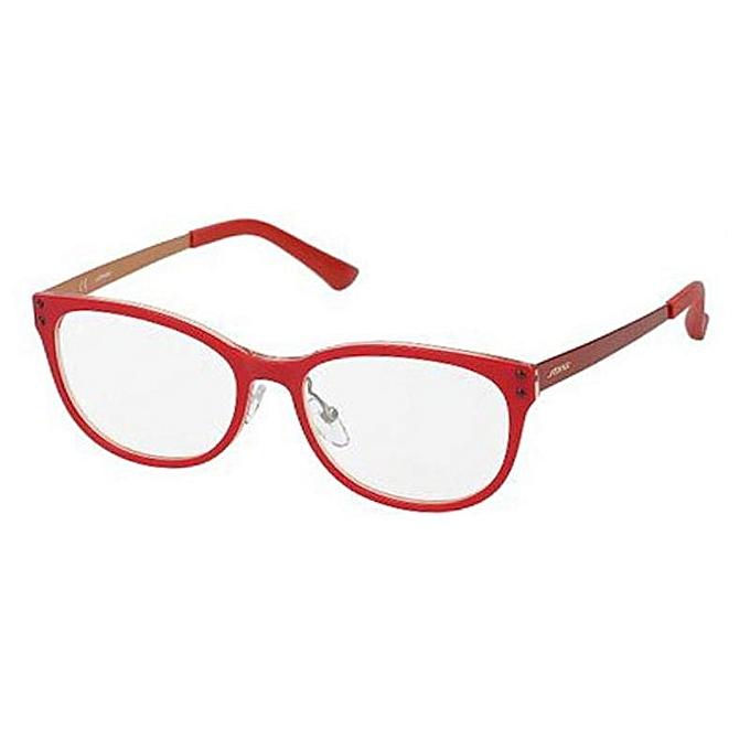 sans marque monture lunette femme vs6412 col 07a3 rouge prix pas cher jumia dz. Black Bedroom Furniture Sets. Home Design Ideas
