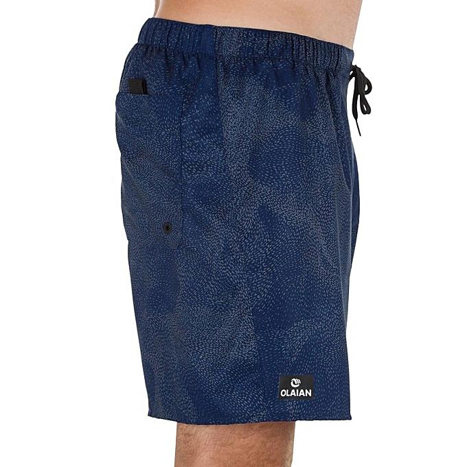 f015c72ddc776 Decathlon Short de Bain Homme - Olaian - Bleu - Prix pas cher   Jumia DZ