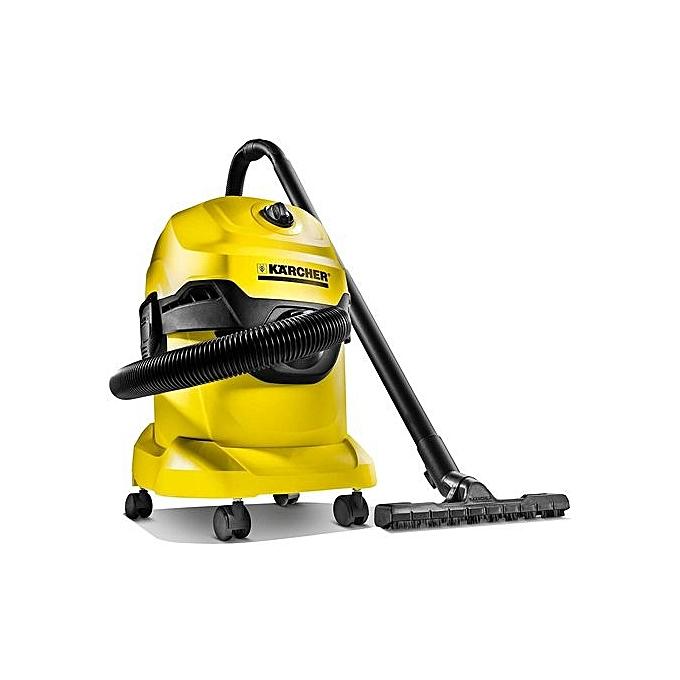 karcher aspirateur sans sac 17l 1000w jaune prix pas cher jumia dz. Black Bedroom Furniture Sets. Home Design Ideas