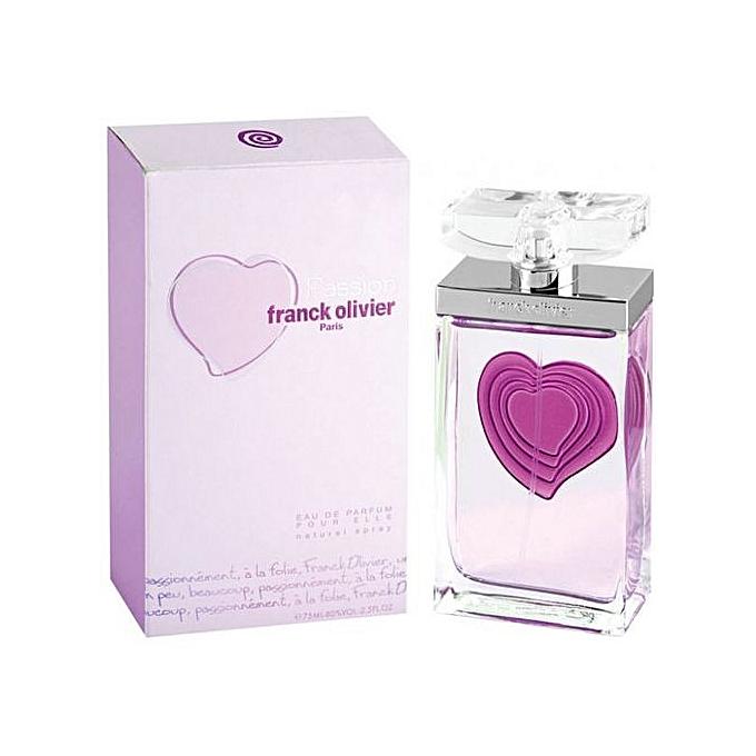 Parfum Passion De Ml Femme Eau 75 nw8XOk0P