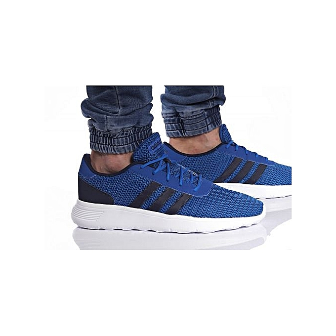nouvelle collection 506e6 a9fae Basket Homme - New Lite Racer - Bleu