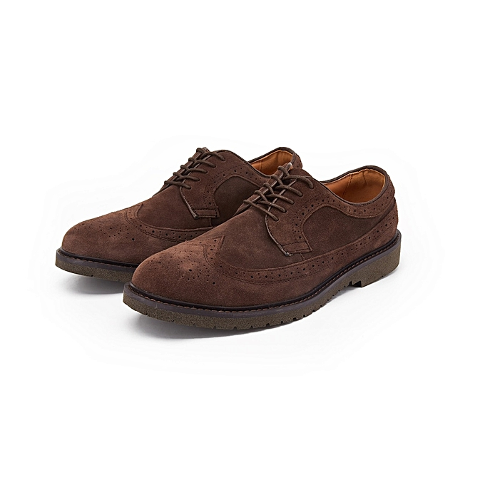 Chaussures Marron De Marron Chaussures De Ville Homme Ville Homme 54ARjL3