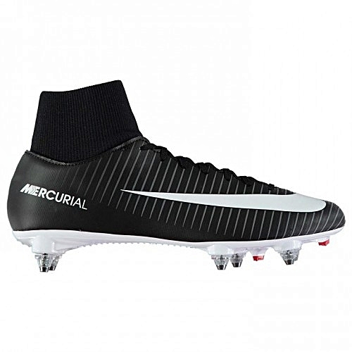 Mercurial Chaussures Foot Chaussures Foot Nike Nike Noirblanc Mercurial PkOiuXZT