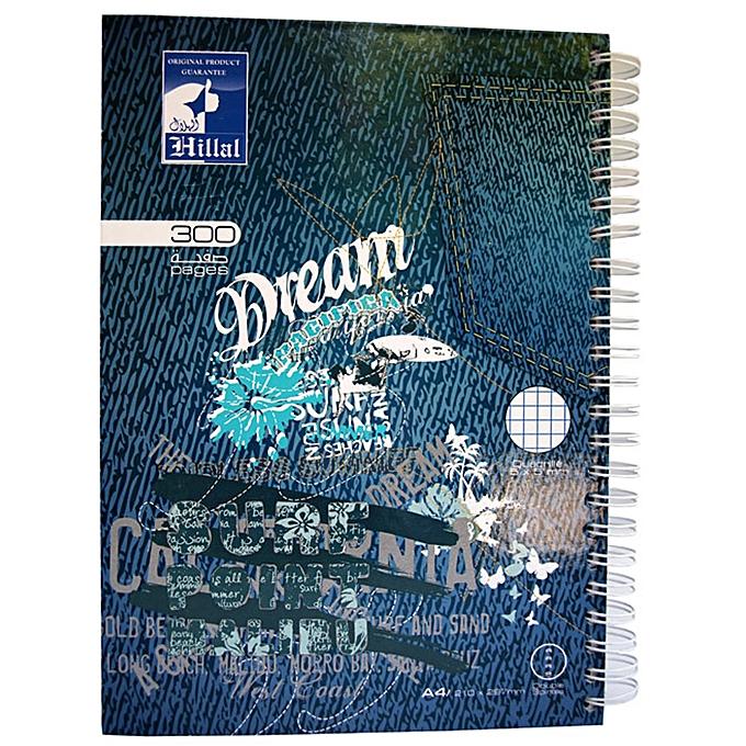 Note Book - 300 pages GF - Couverture Multiple Thèmes