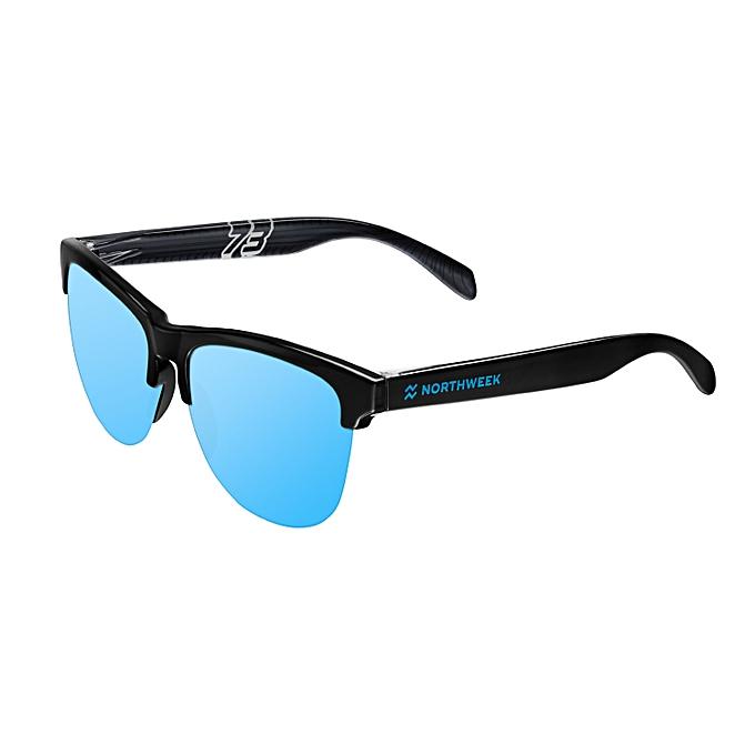 e66da80fb0ffc NORTHWEEK Lunettes De Soleil Unisexe - Marquez Paddock ED - Bleu ...