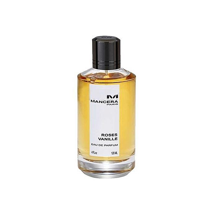 Vanille De Mancera Parfum Ml 120 Eau Rose 8wknP0O