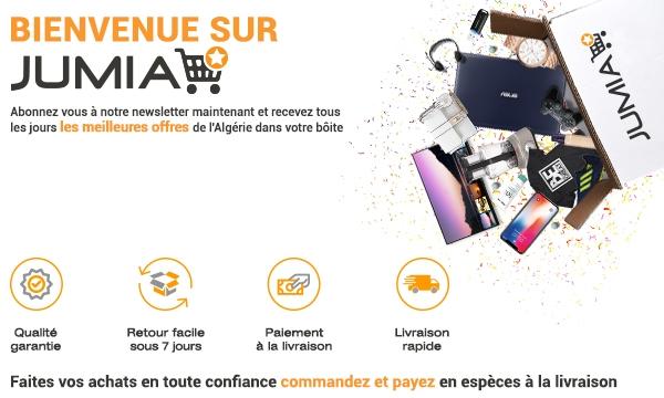 Jumia DZ   Vente   Achat en Ligne   Téléphones, TV, vêtements ... 32e9f2edcfc2