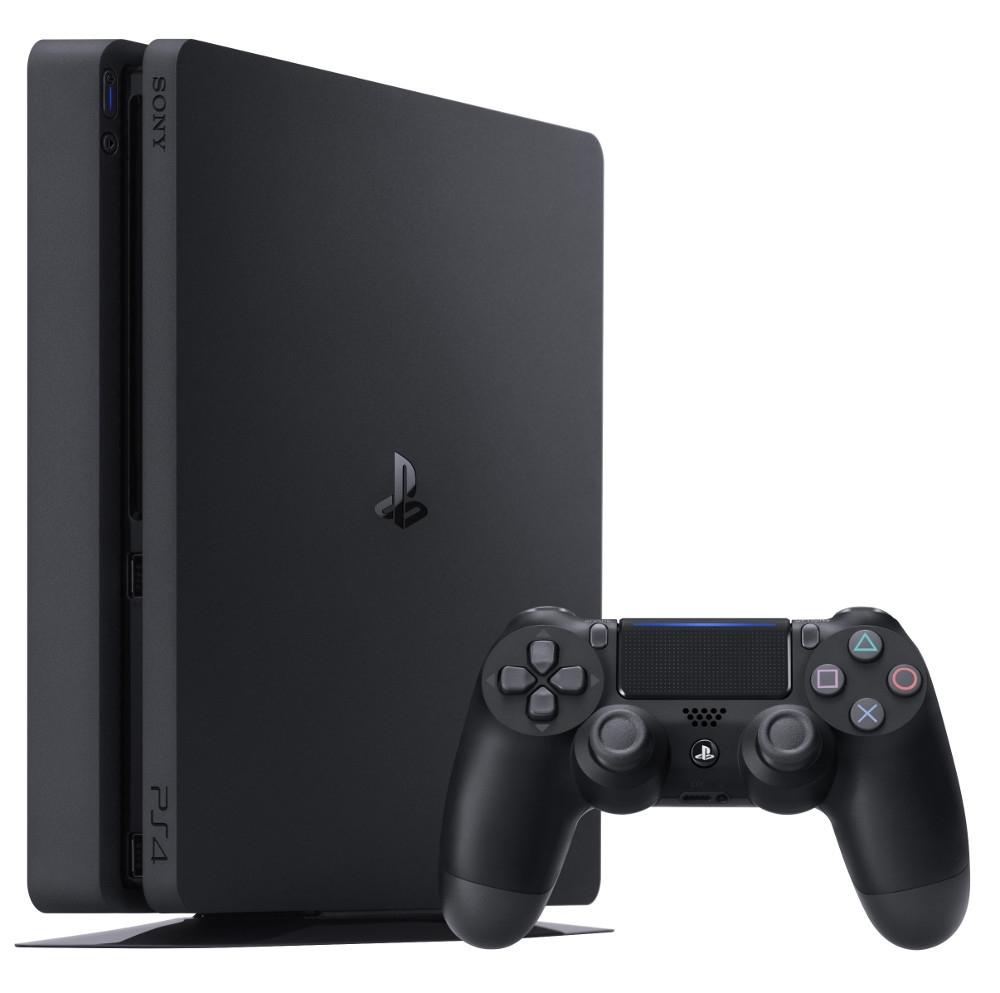 PlayStation 4 Slim 500GB Console - EB Games Refurbished