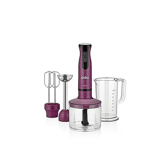 Mixeur Plongeant SHB 3139 - Violet