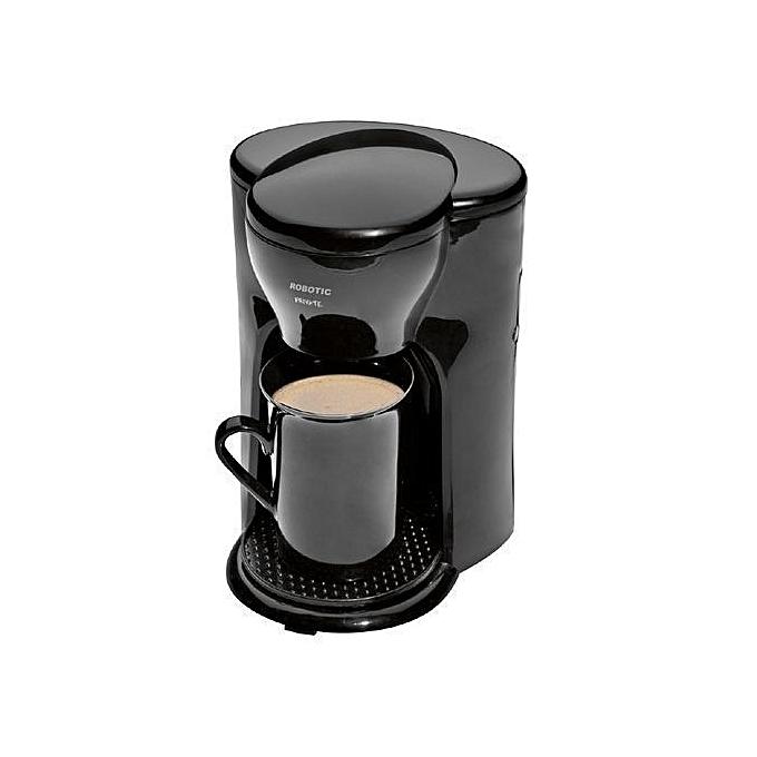 robotic cafeti re electrique pour maison private 220v 1 tasse noir prix pas cher jumia dz. Black Bedroom Furniture Sets. Home Design Ideas