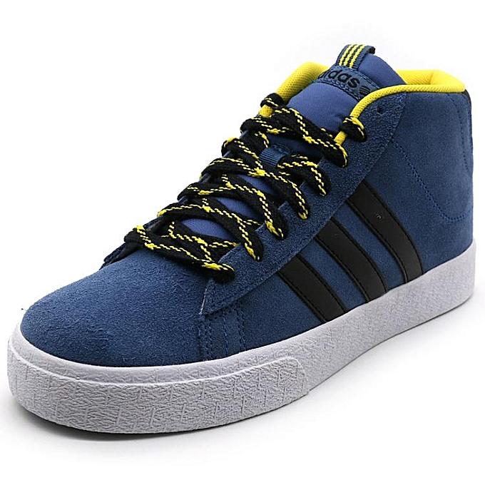 fe75f123fb Adidas Neo Pas Cher Baskets Montante Prix Skate Homme Bleu OaOxqrv