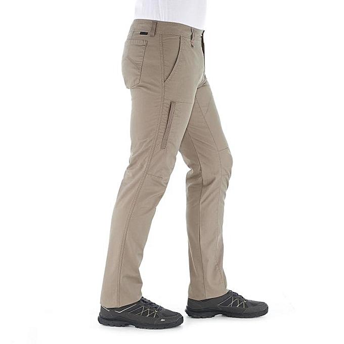 Pantalon Pantalon Pantalon De Beige Beige Quechua Randonnée Randonnée De Quechua E29HDI