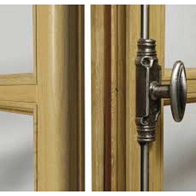Sans Marque Crémone Fenêtre Bois Bronze Cre 7a Pm Sans Tige