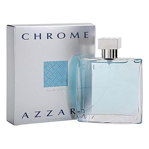 Azzaro Eau De Toilette Homme Chrome 100 Ml Prix Pas Cher