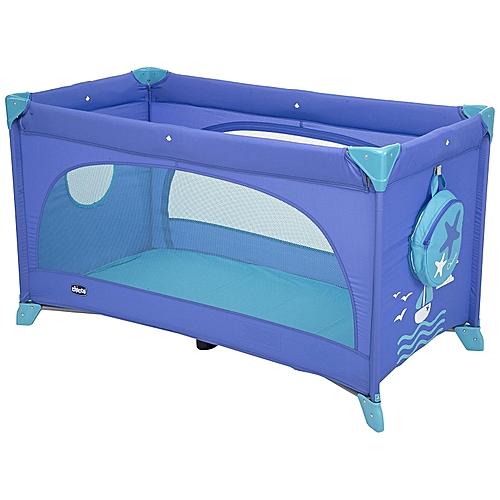 Parc Lit   Easy Sleep   Bleu