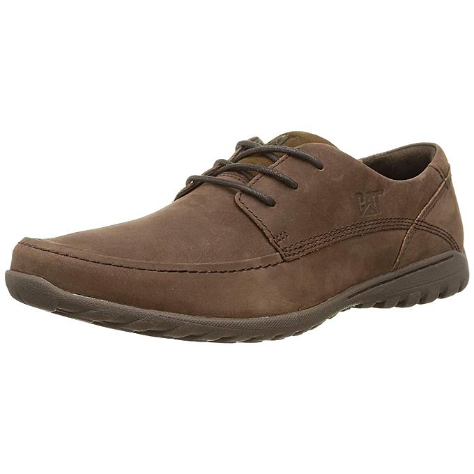 28eb4fa0535634 chaussure caterpillar homme CATERPILLAR Chaussures Homme - Logan - Marron -  Prix pas cher