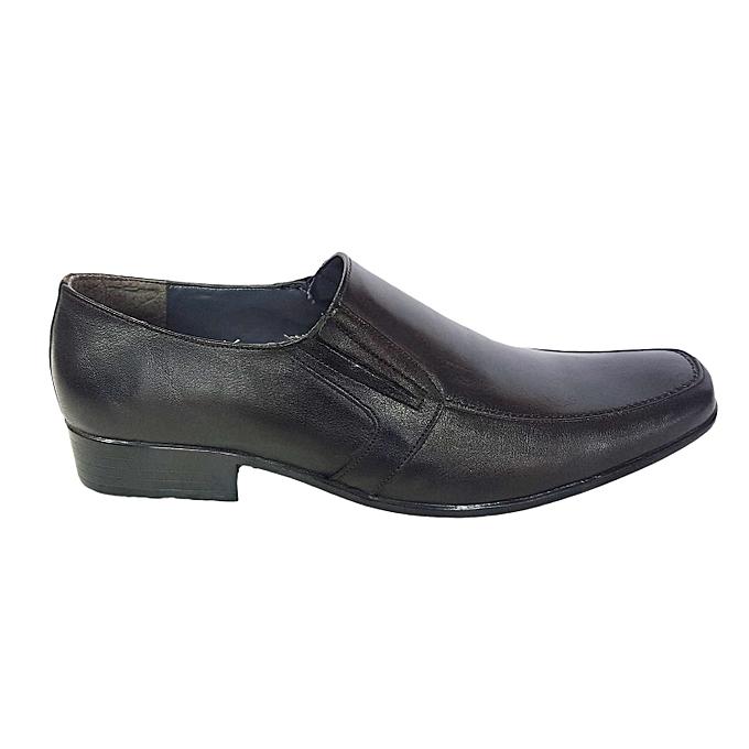 c9d7a8816c1 Sans Marque Chaussure Homme Classique Cuir -27 - Noir - Prix pas ...