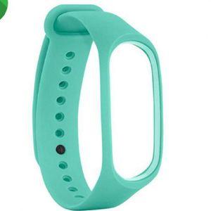 Bracelet Pour Mi Band 3 et 4 - Vert