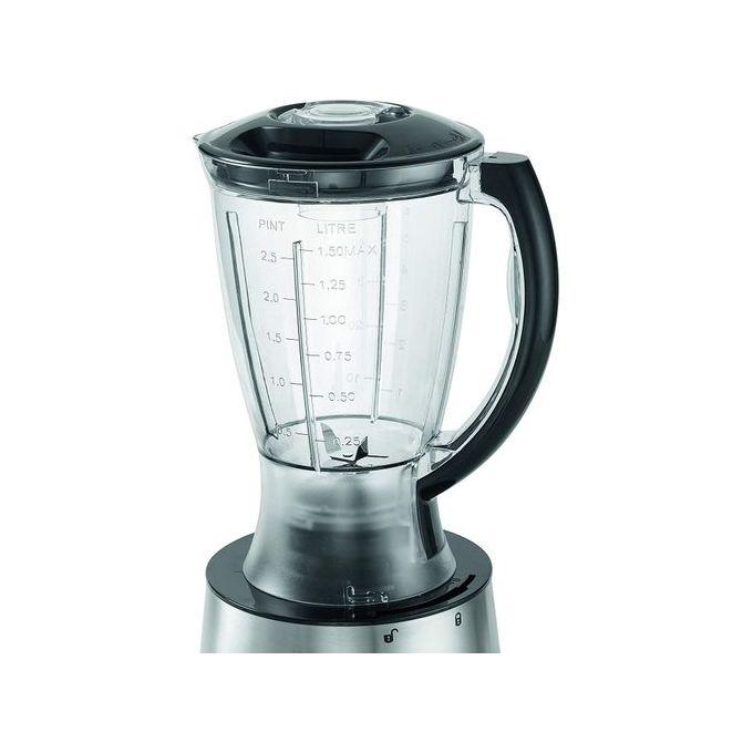 Robot De Cuisine Blender 1 5 L Km3646 Inox Silver