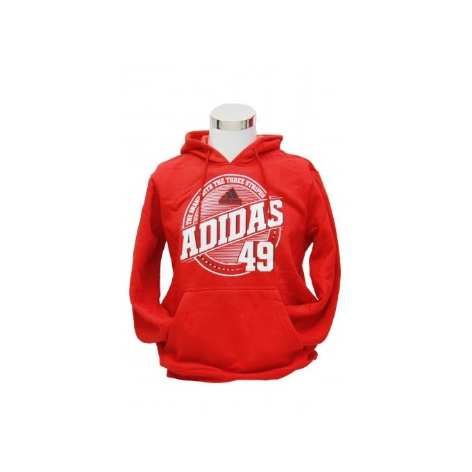 Sweat Shirt Homme Rouge