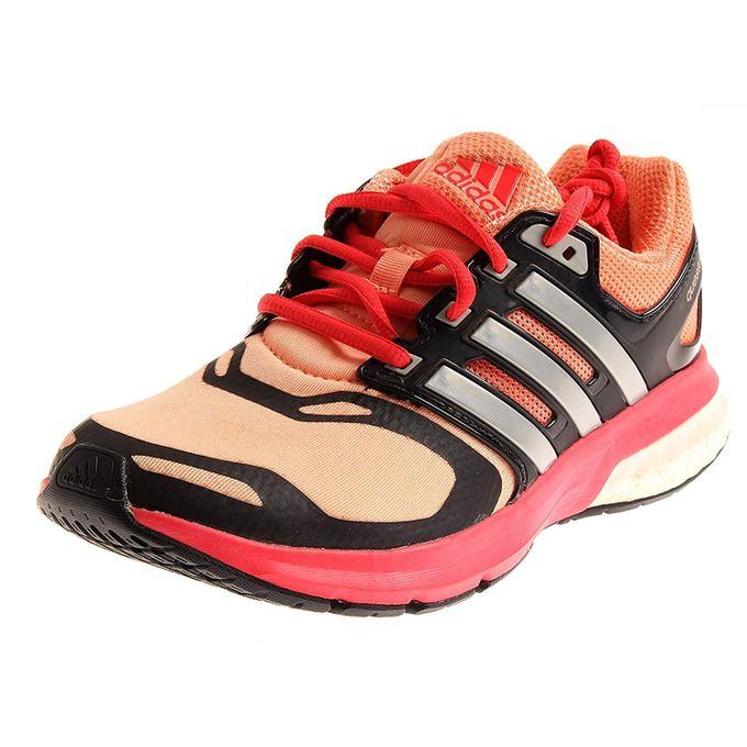 Adidas Baskets Femmes Questar Tf Womens Trainers Rose