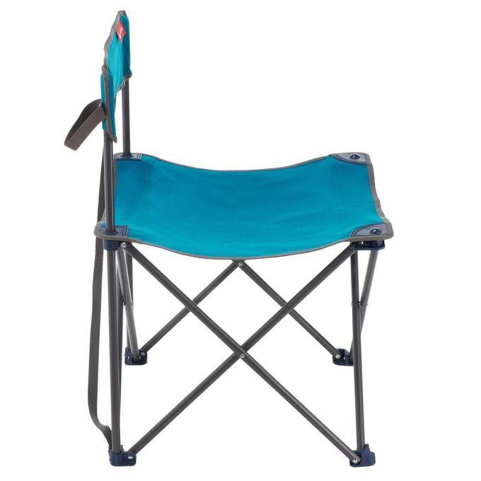 Chaise Pliante Pour Camping - QUECHUA - Bleu