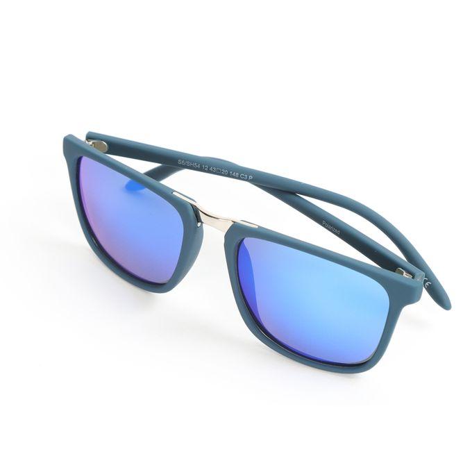 pas cher pour réduction 3875b 7d63f Lunettes De Soleil - Unisexe - NS0901005 - Polarisés - Bleu