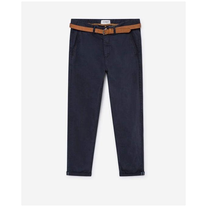 distribuidor mayorista cb633 7d0bb Pantalon Homme - En Toile - Bleu Marine