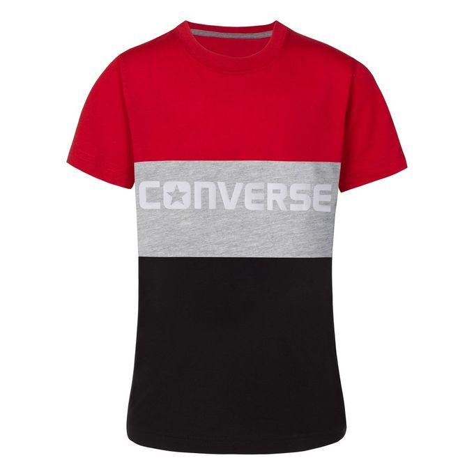 converse t shirt bebe