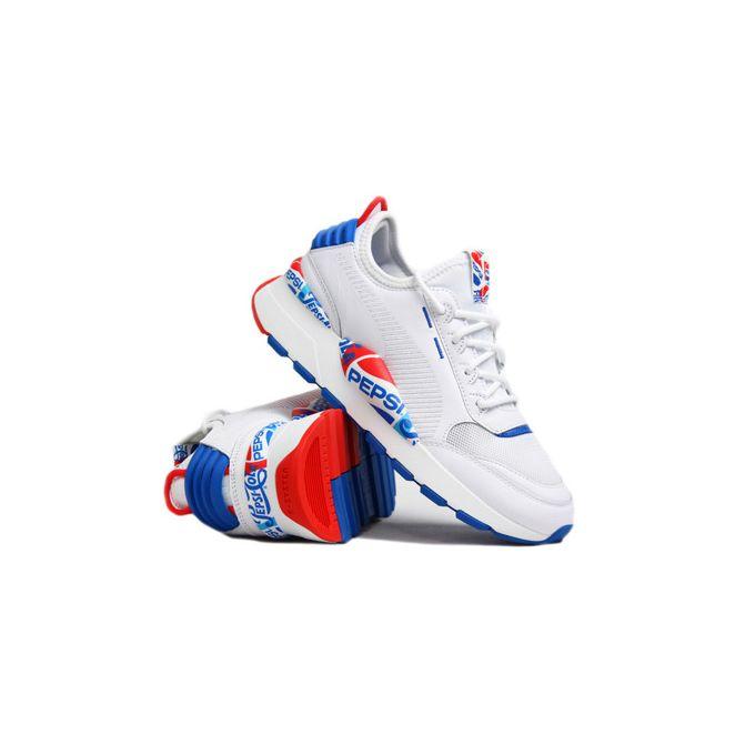 Nike Tuned 1 Blanc Bleu   Homme Running * Vanita Nails