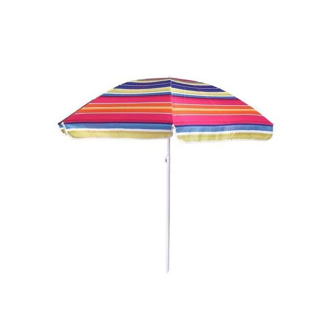 Parasol De Plage Multicolore