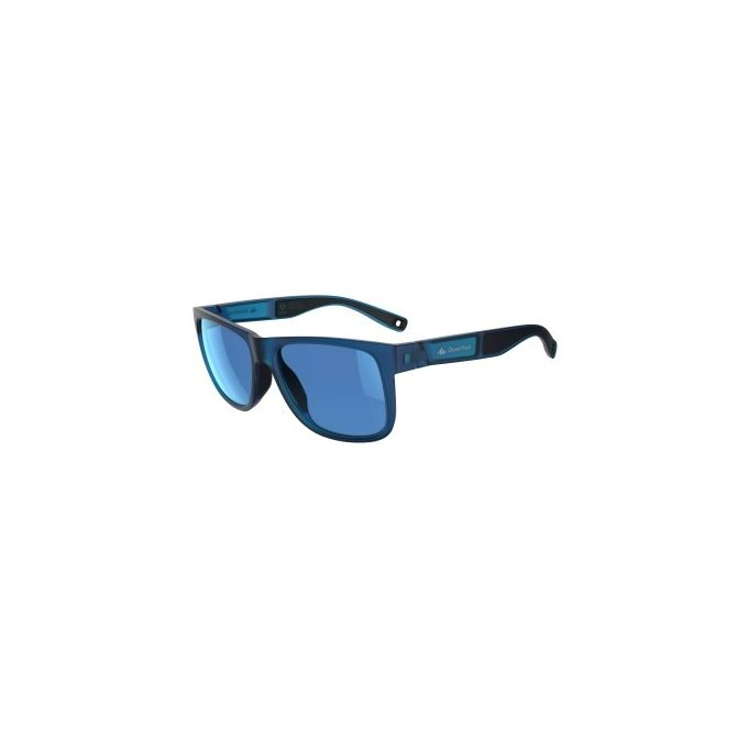 reputable site the best lace up in Lunettes de Soleil Homme - Bleu